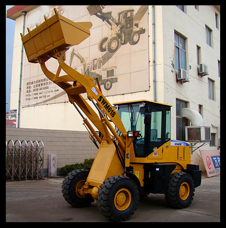 1.2t Mini Loader Swm618 with CE