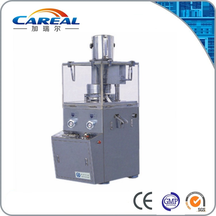 Pharmaceutical Medicine 17 Die Punch Tablets Press Machine