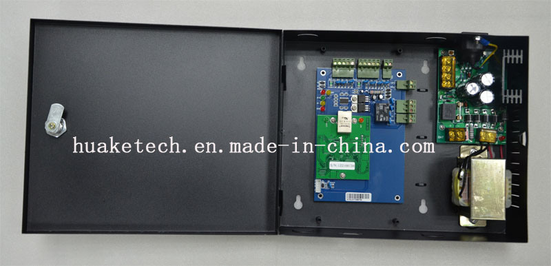 Network TCP/IP Single Door Access Controller, 1 Door 2 Readers