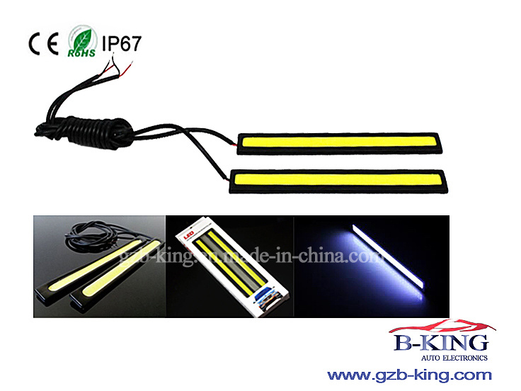 Super Bright Car COB LED DRL