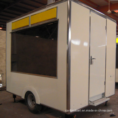 High Quality Food Cart Trailer