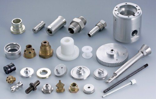 Customized Precision CNC Machining Spare Parts