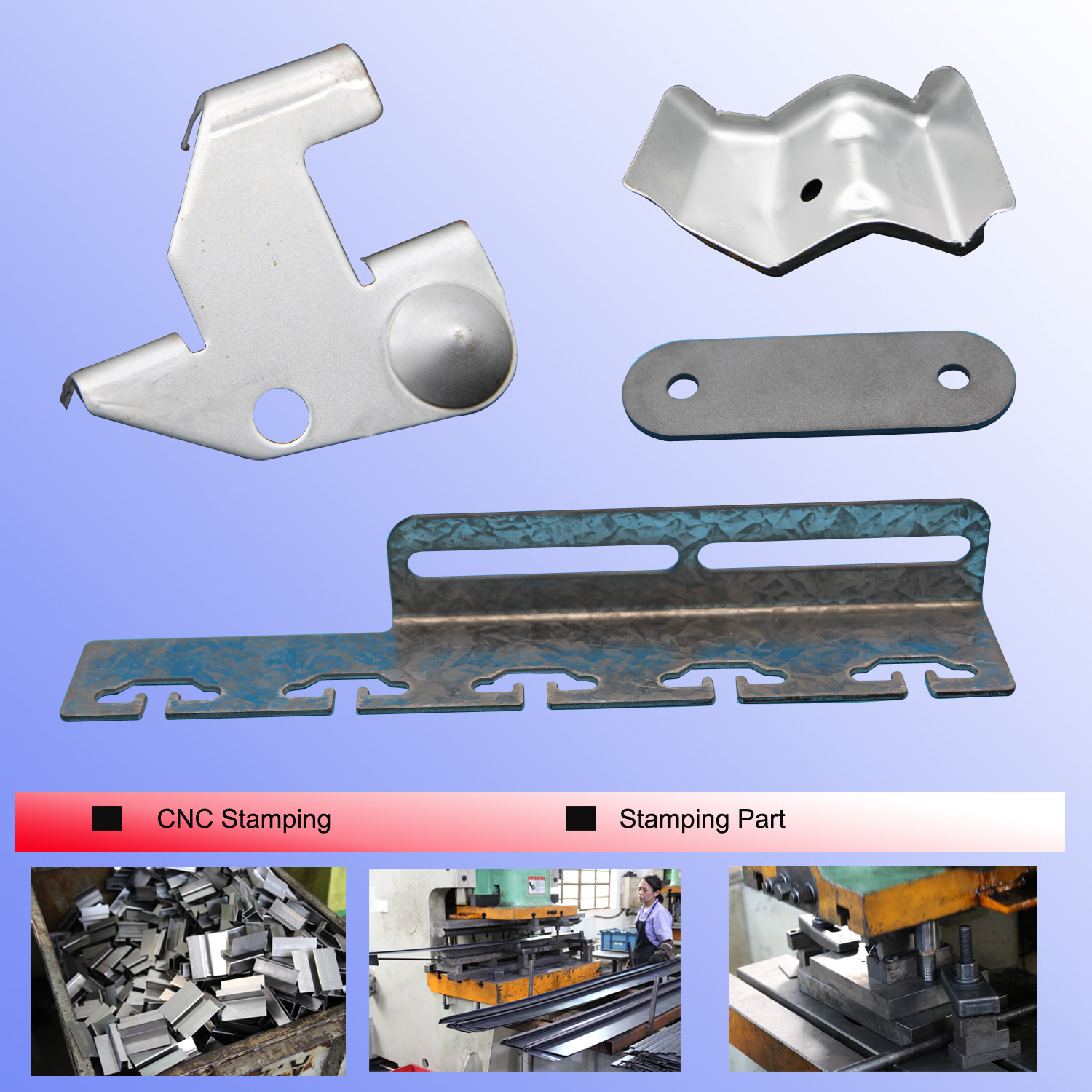 Precision Computer Mobile Body Alloy Stainless Motor Auto Spare Car Aluminum Metal Steel CNC Stamping Part (ABS, plastic, machined, welding, laser, cutting)