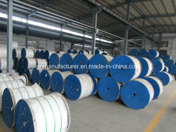 Hot DIP Galvanized Stay Steel Wire Strand ASTM