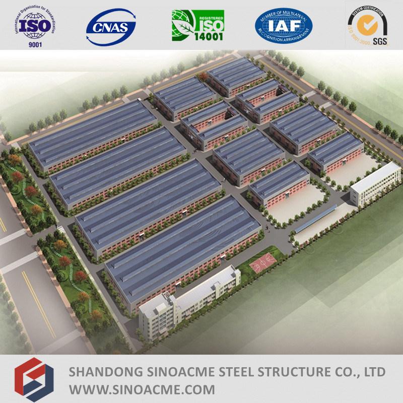 Prefabricated Light Steel Structure Workshop
