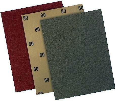 Abrasive Sanding Paper for Wood