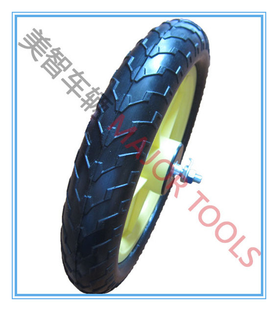 12 Inch PU Foam Wheel for Balance Bike