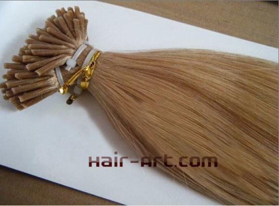 100% Human Hair/ I Tip / Per Bonded Hair Extension