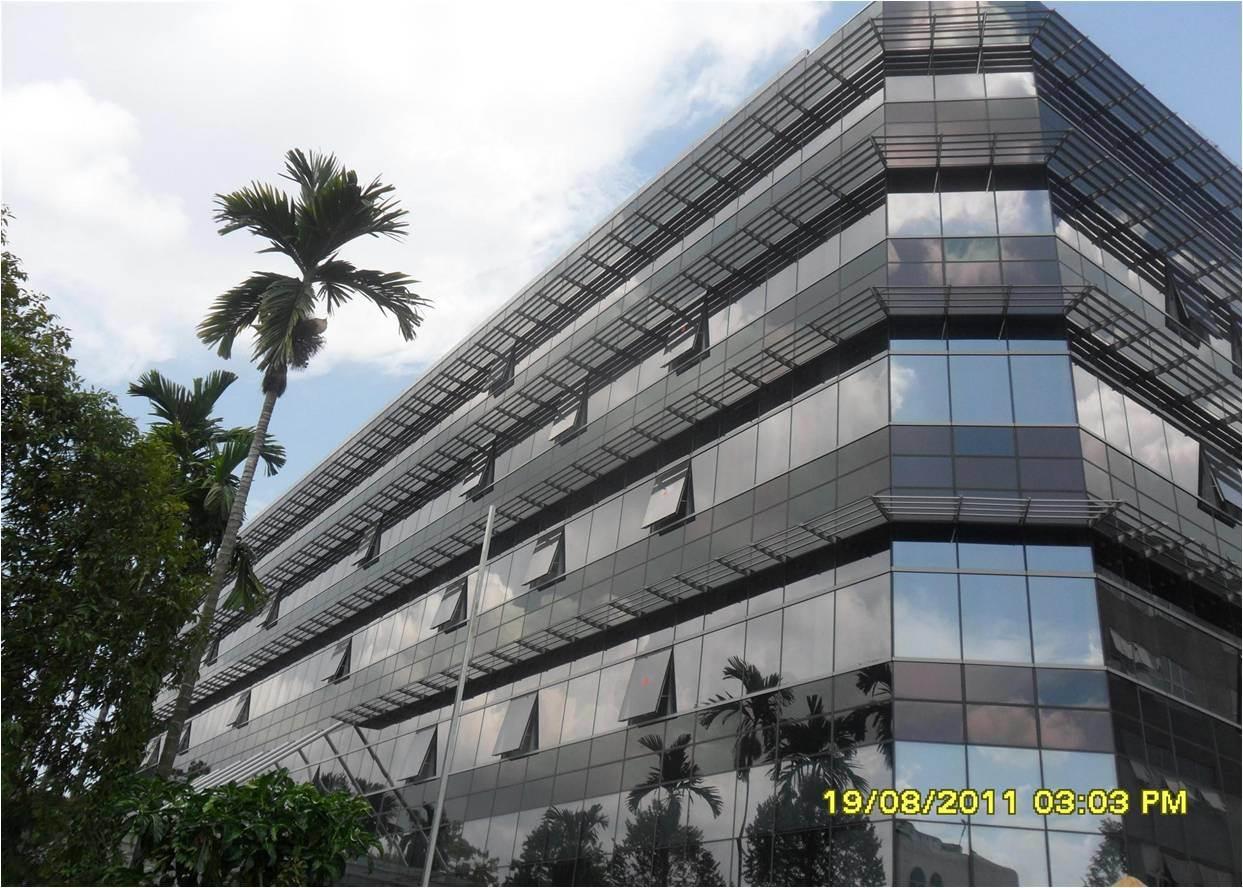 Curtain Wall Solar : China bipv curtain wall singapore spice global