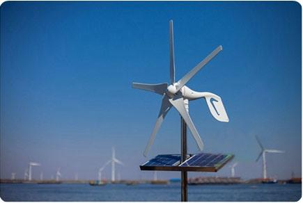 500W China Manufacturer of Wind Generator (Wind Turbine Generator 100W-20KW)