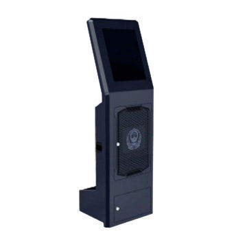 Docking Station for Law Enforcement Body Cameras 24 Ports with Management