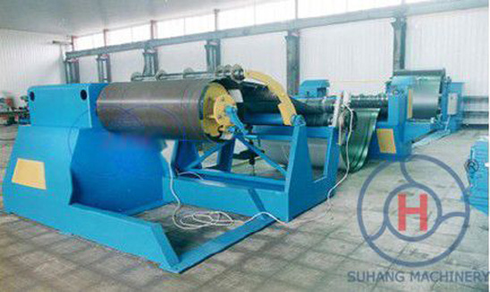 1250mm High Speed Steel Sheet Cut to Length Line Machine