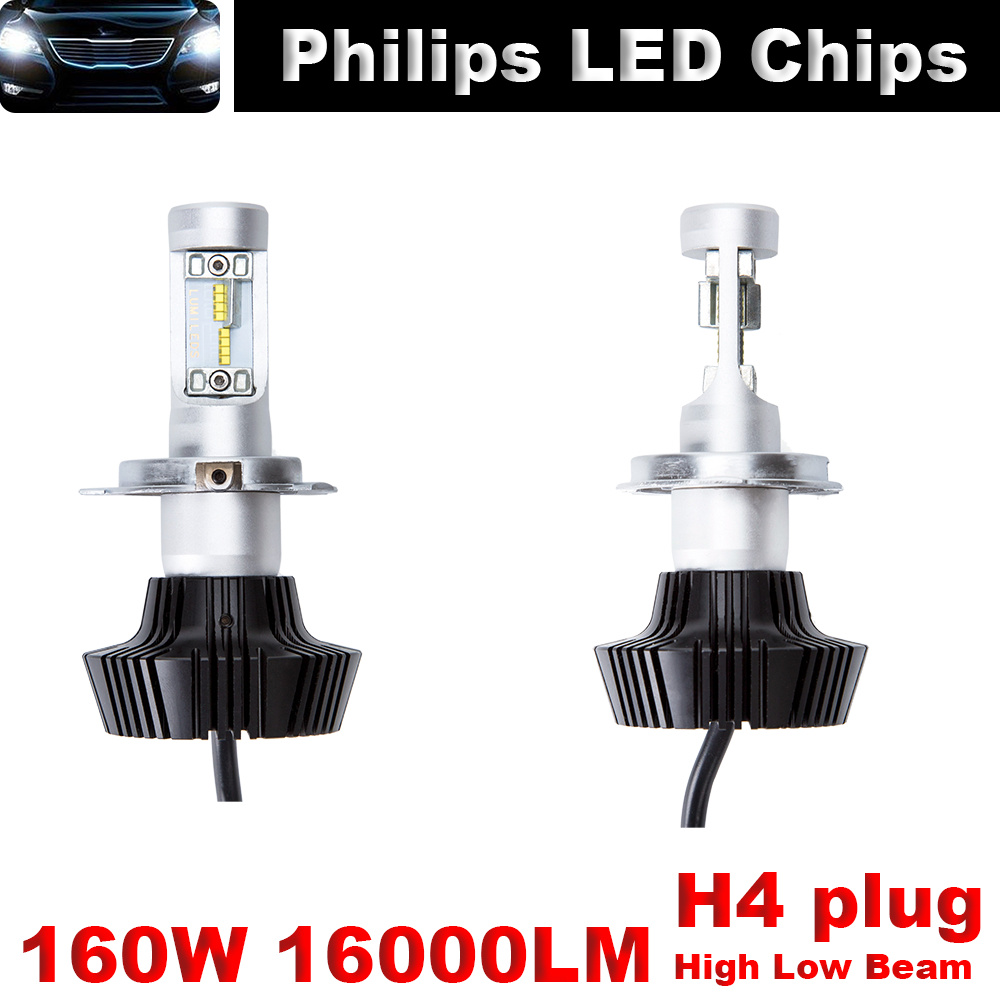 Car LED Headlgith, LED Light, Auto Lighting