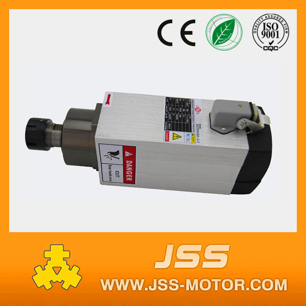 Air Cooling 2.2kw Spindle Motor