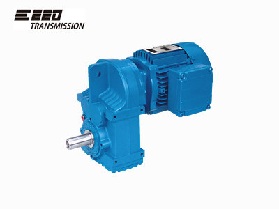 F Parallel Shaft Helical Gearbox Reducer