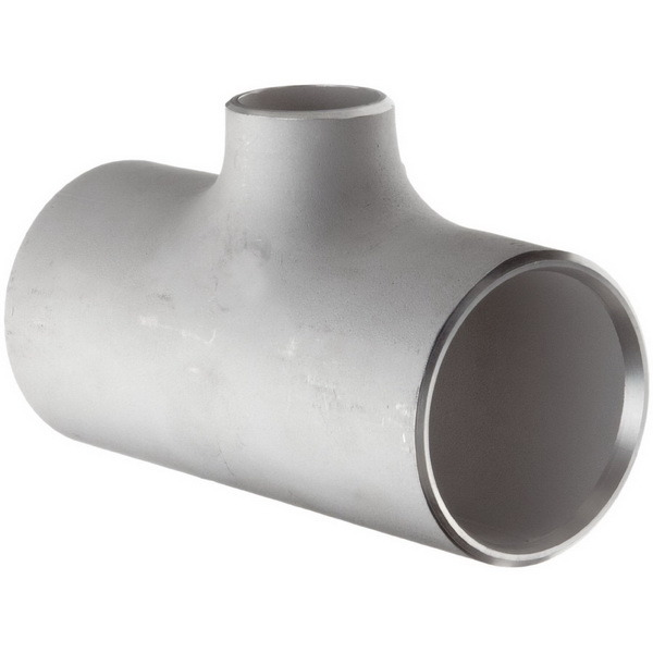Stainless steel pipe fittings reducing tee china