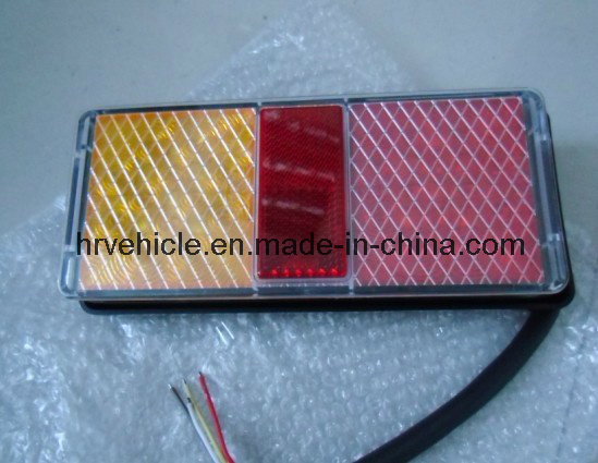 LED Indicator/Stop/Tail/Reflector Lamp