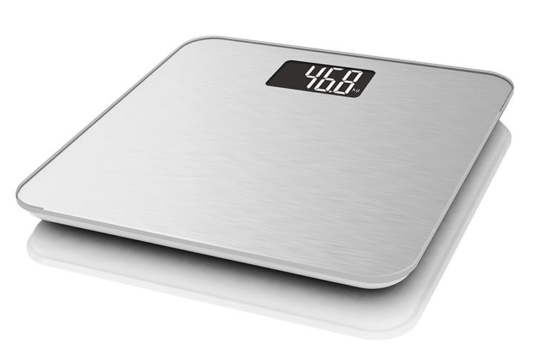 Full Cover ABS Personal Weighing Scale (BB426L)