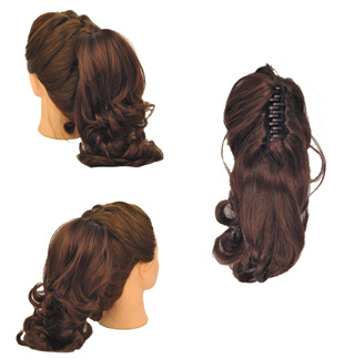 Fashion Synthetic Ponytail Hair Piece Extension
