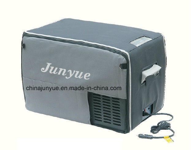 60L DC 12V 24V CE Mobile Car Refrigerator