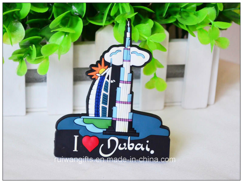 Hot Sale PVC Magnetic Refrigerator Gifts