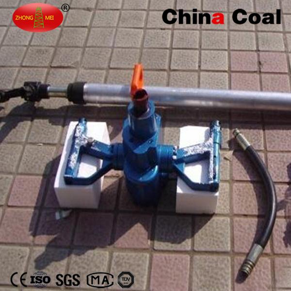 Zqs-35/1.6s Pneumatic Hand Held Coal Jumbolter Drilling Rig