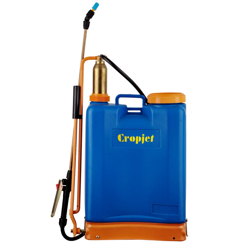 16L Jacto Model Brass Pump Knapsack Hand Sprayer for Agricultural Use with CE Certificate (TM-16P)