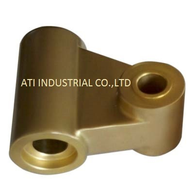 Bronze Pump Forging Machined Part
