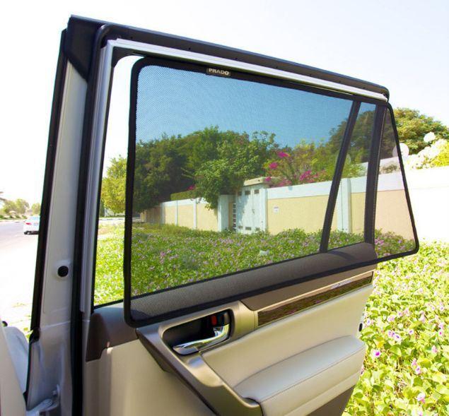 Magnet Car Sunshades 2PCS Rear Side Sunshades