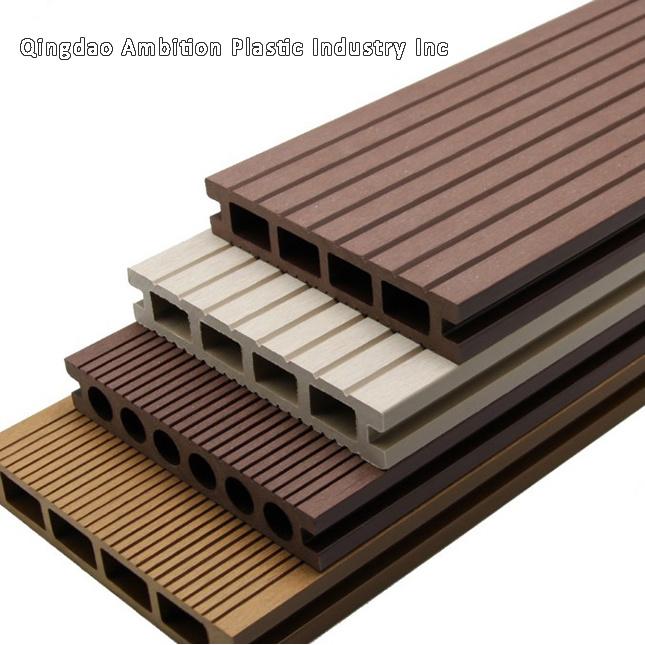 140*35 Outdoor WPC Composite Flooring