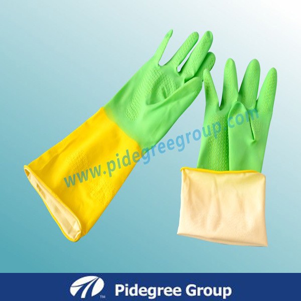 Rubber Latex Household Gloves