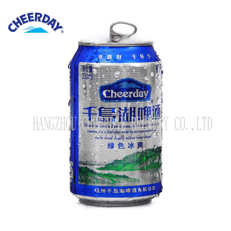 330ml Abv3.1% Wholesale OEM Alcoholic Drinks Canned Beer