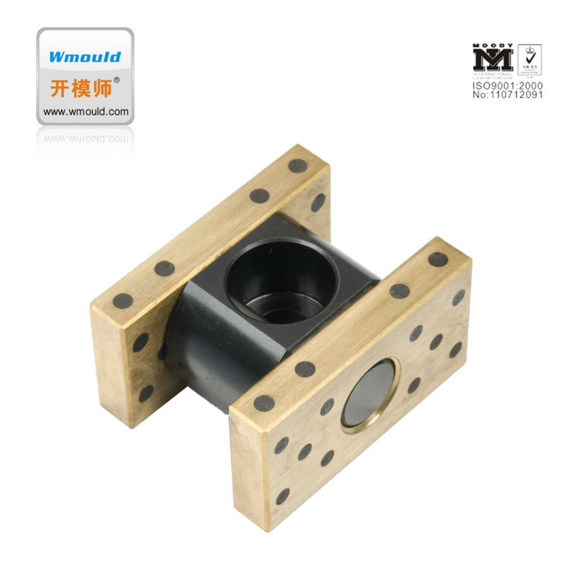 Hot Sell Misumi Steel Slider Unit with Plastic Molded Components