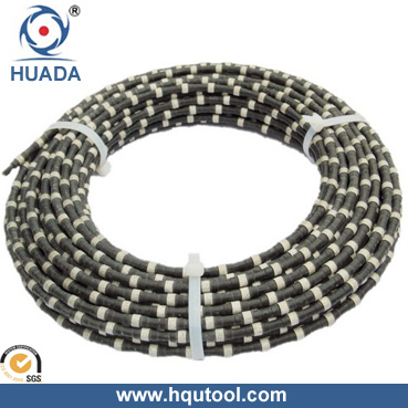 Diamond Wire Saw for Cutting Granite, Marble