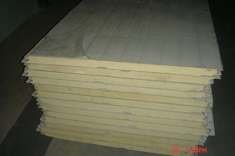 Prefab Insulated Wall Panels : China energy saving prefab polyurethane wall panels photos