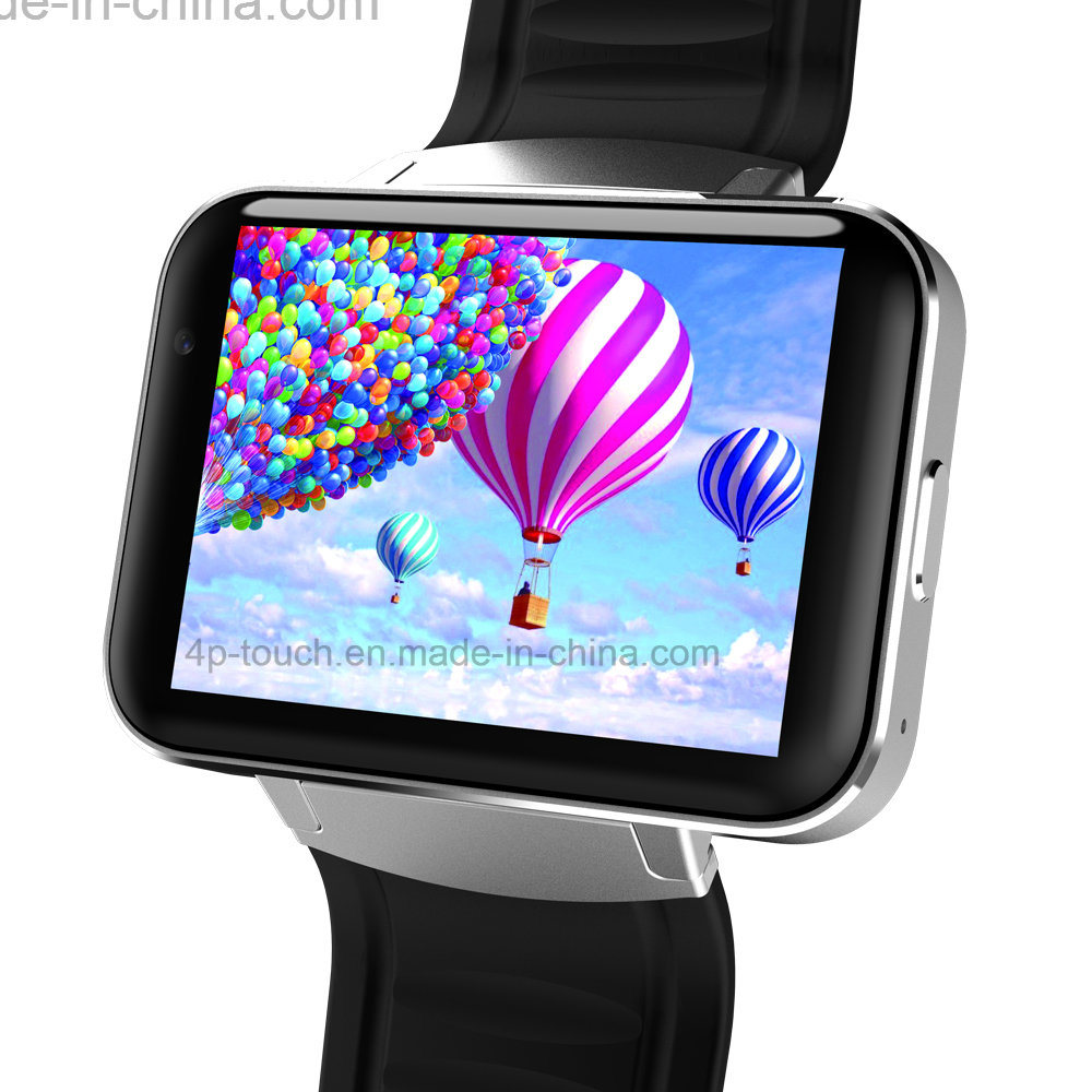 Big Touch Screen 3G Smart Android Watch with WiFi (DM98)