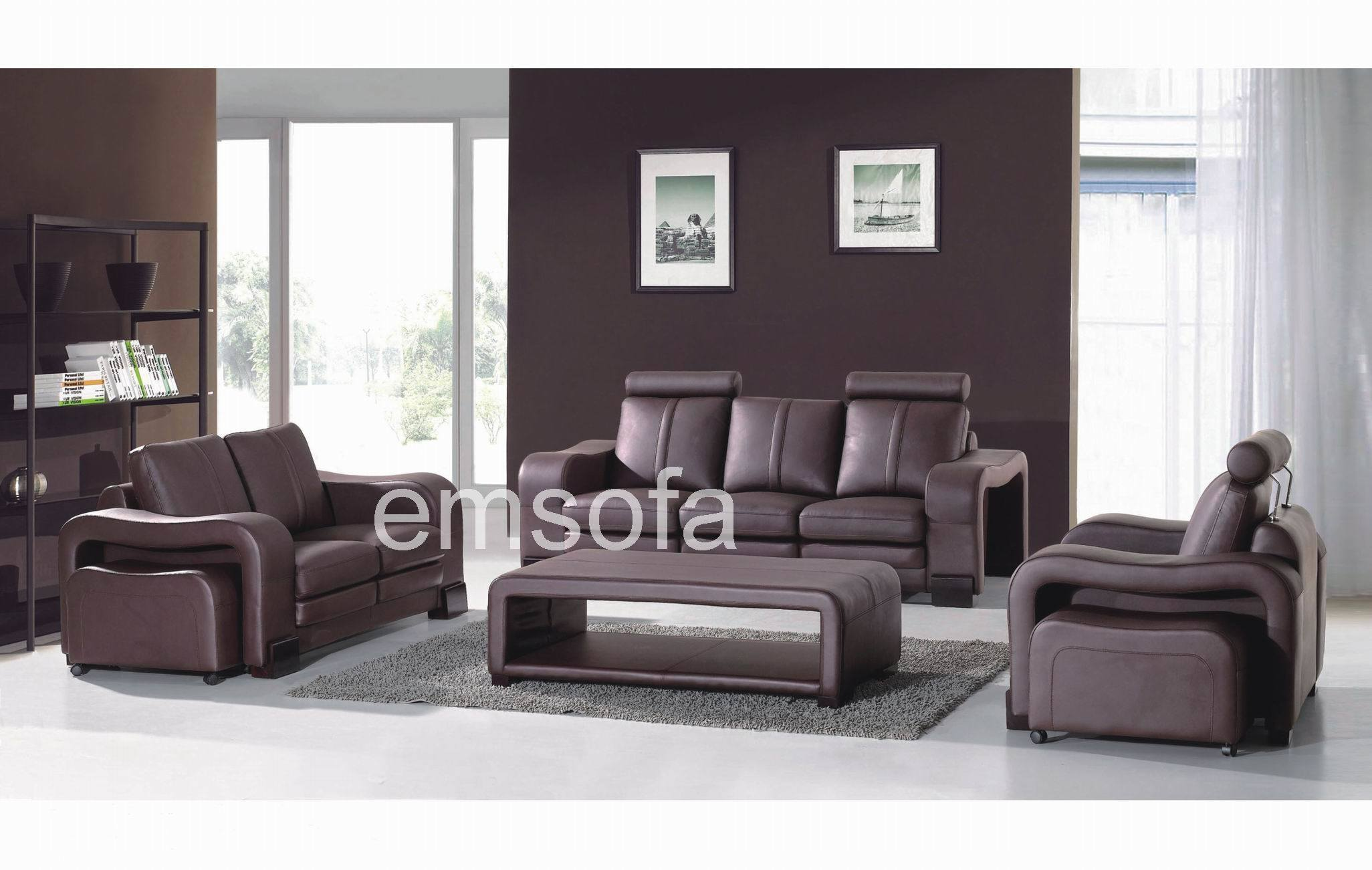 Modern sofa sets modern diy art designs for Contemporary sofa set