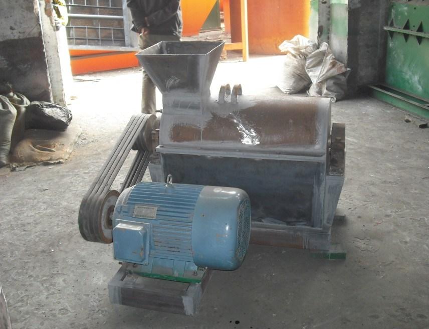 Grinding Equipment Fertilizer : Fertilizer crushing machine ggf china