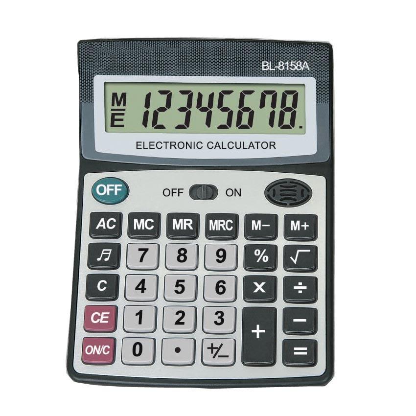 China Calculator 8158a 8158b China Calculator Desktop