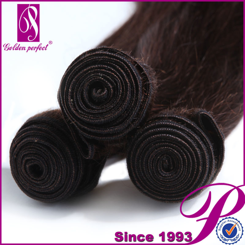 Free Shipping Virgin Hair Extension/ Peruvian Hair Weave/ Remy Human Hair