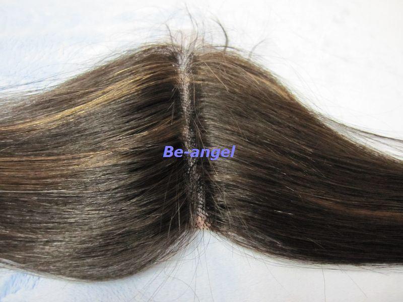 Human Hair Lace Top Closure 38