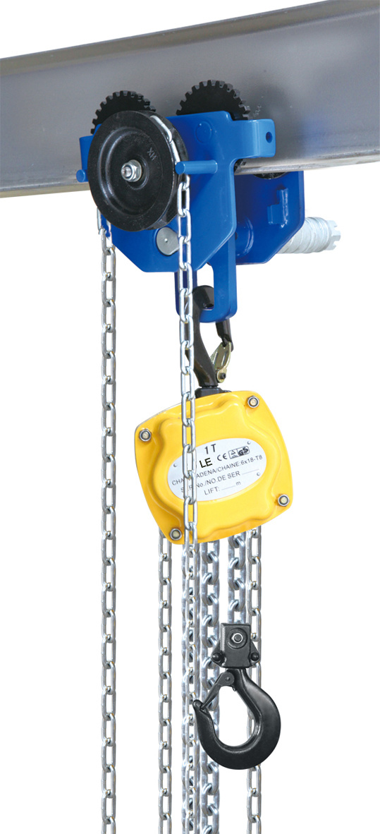 Mini 0.25ton-10ton Chain Block (overload protection) Chain Pulley