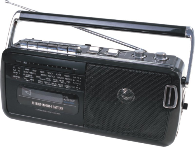 china radio cassette recorder china rcr m50. Black Bedroom Furniture Sets. Home Design Ideas