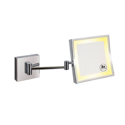 Magnifying Wall Mounted Mirror Wfb903 China Bathroom Mirror Vanity Mirror