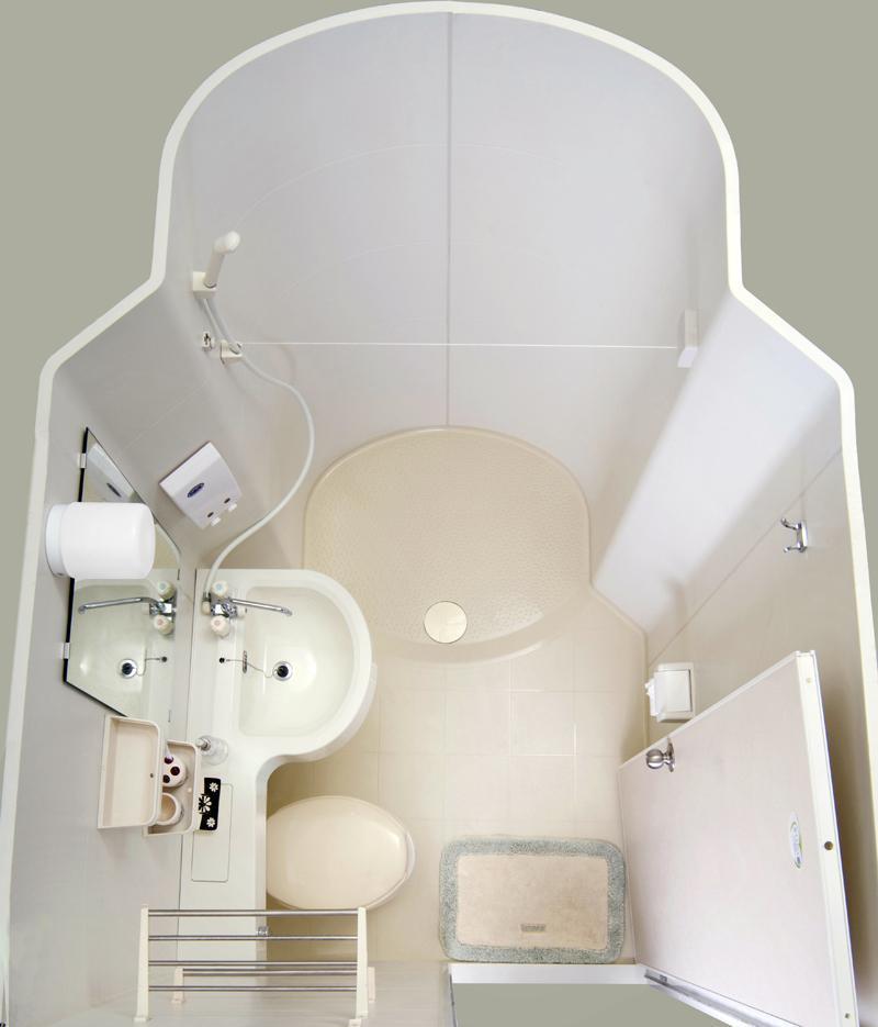 China prefabricated bathroom pods bu1419 china prefabricated bathroom pods bathroom unit - Bagni chimici per abitazioni ...
