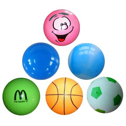 Gymball, Inflatable Toy Ball, PVC+ATBC (B05429)