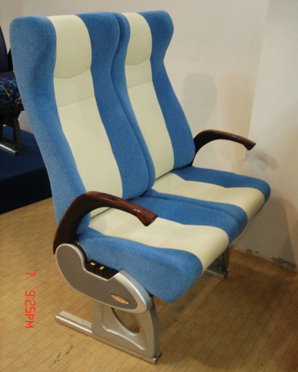 Car Bus Safety Comfortable Coach Bus Passenger Seat