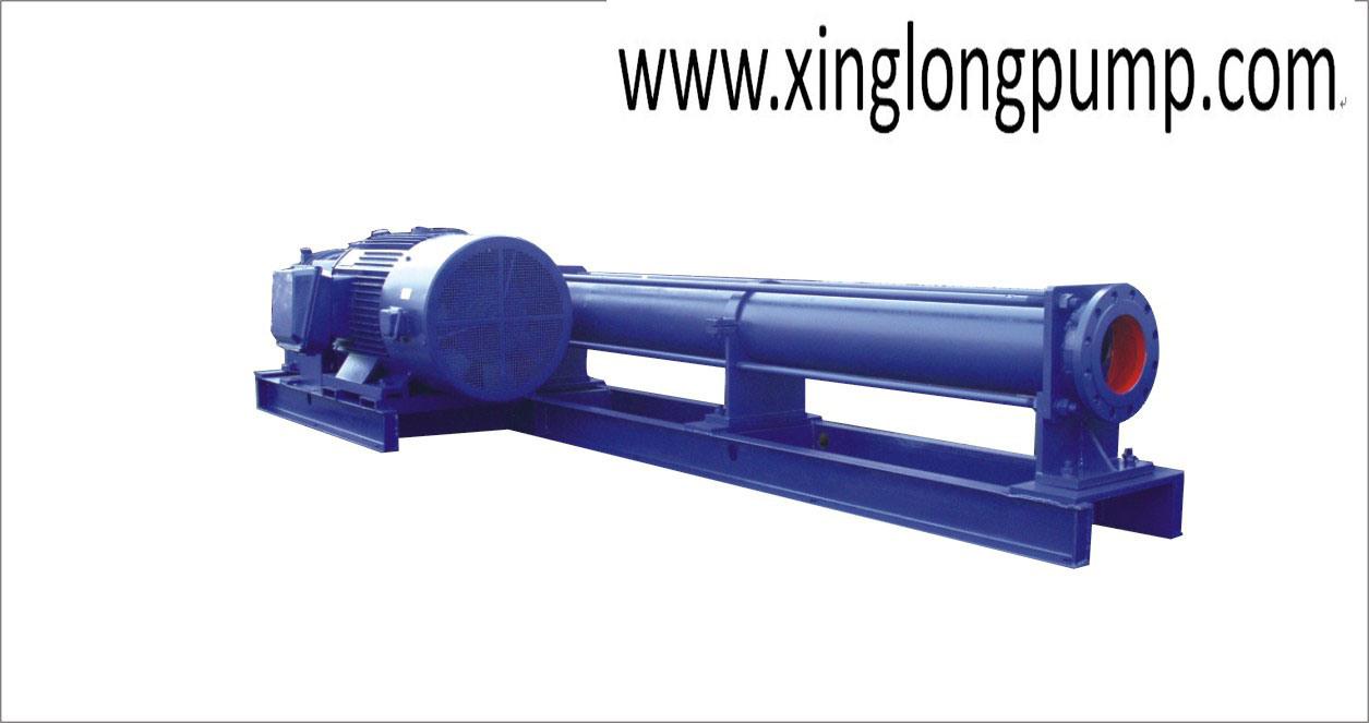 Large Capacity Single Screw Pump