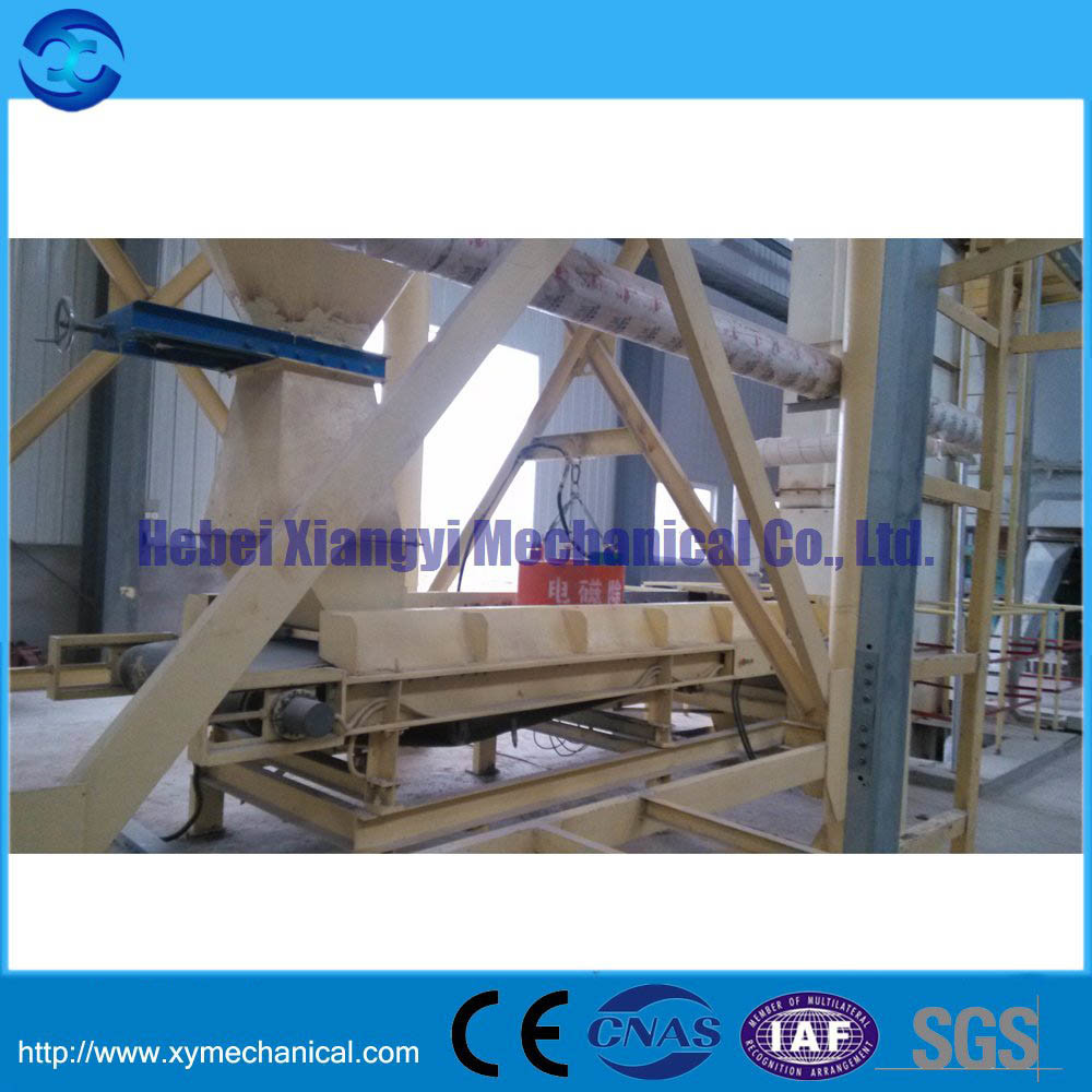 Gypsum Powder Production Line - Gypsum Powder Plant - Powder Making