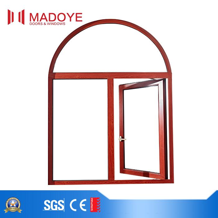 Aluminium Frame Decorative Casement Window